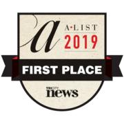 A-List 1st Place - 2019